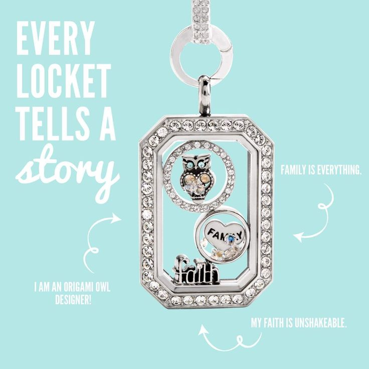 Tell me your story? What would your living locket say? Click to see the 6 most popular gift ideas from Origami Owl.