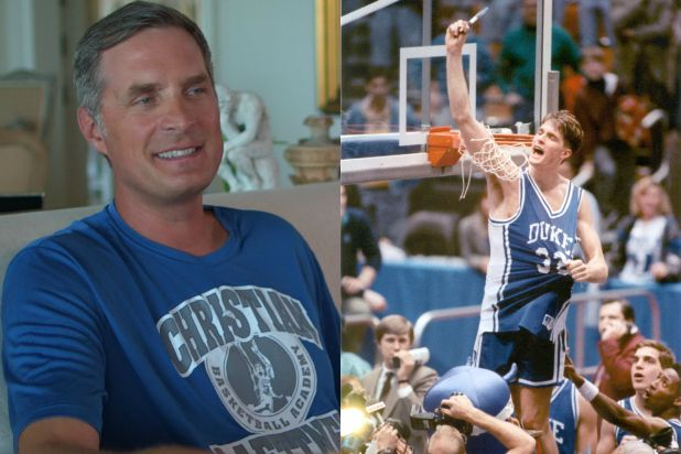 3.15.2015: Duke Basketball Christian Laettner ESPN 30 for 30: I Hate Christian Laettner (teammates, Hoyas, Fab Five, UK) ... narrated by actor Rob Lowe