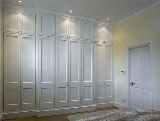 built-in wardrobe - prefer to walk-in closet. Even Ikea wardrobes would be nice here.