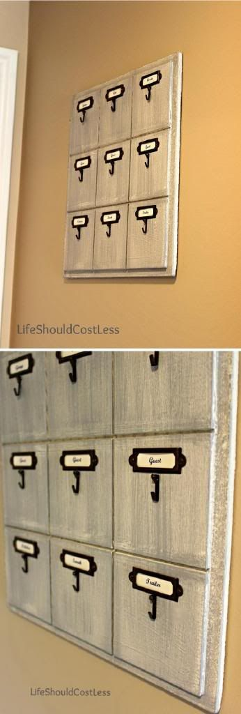 Best 25+ Key holder for wall ideas on Pinterest | Key hanger for wall, Key  hooks for wall and Diy projects key holder