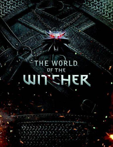Book Review: The World of the Witcher | Parka Blogs