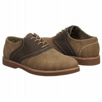 #famouslyeasy holiday pick for the man in your life...the dashing Perry Ellis Men's Saddle Shoe.