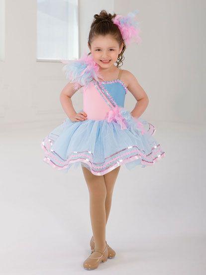 Step in Time - Style 0190 | Revolution Dancewear Children's Dance Recital Costume