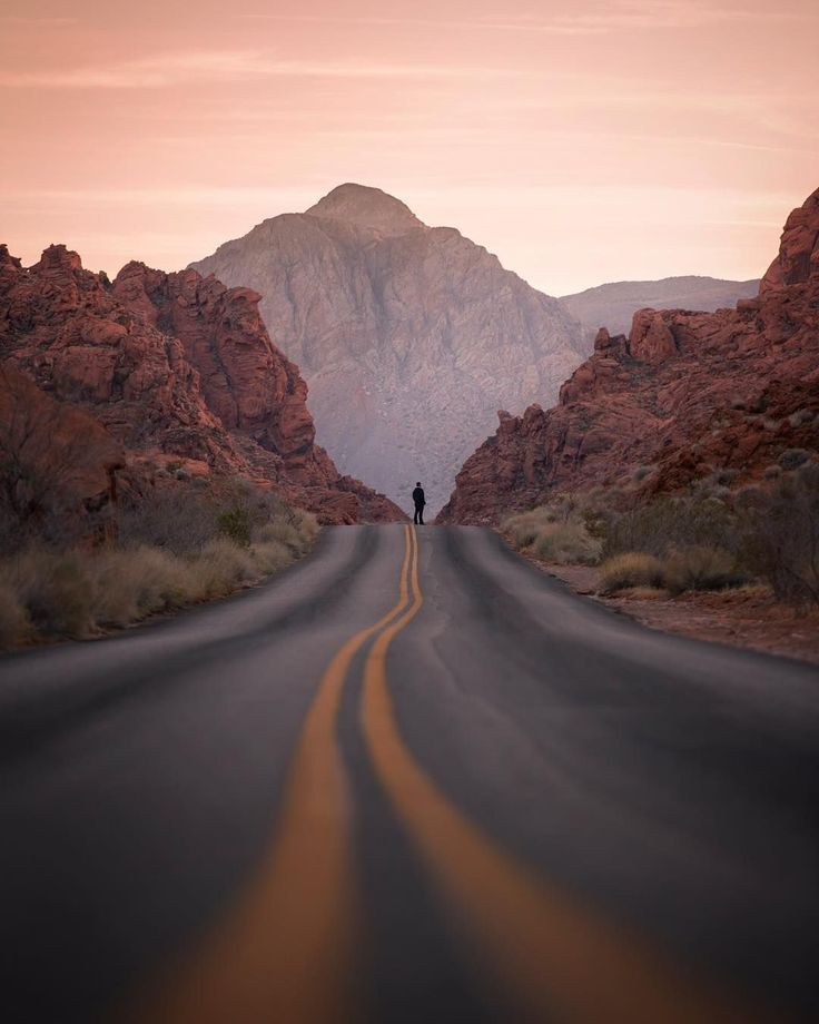 Valley of Fire State Park via @mercuryroaming - Instagram #openroad