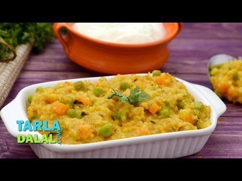 14 best receipes that help high cholesterol images on pinterest whole wheat and vegetable khichdi diabetic friendly and low cholesterol recipe by tarla dalal forumfinder Image collections
