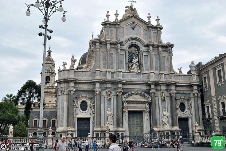 Cattedrale di Sant'Agata #Catania #Sicilia #Italia #Italy #Viaggio #Viaggiare #Travel #AlwaysOnTheRoad