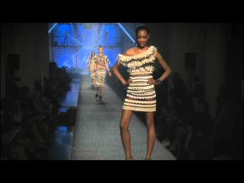 Jean Paul Gautier | Spring Summer 2013 Full Fashion Show | Lets dance