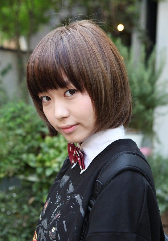 Asian girl hairstyles — pic 6