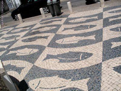Calçada - Faro - Algarve - Portugal