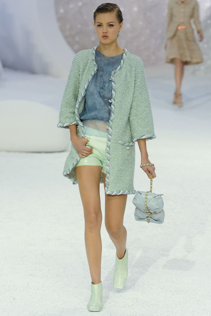 Chanel | Spring 2012 Ready-to-Wear Collection | Style.com
