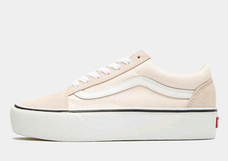 Platform vans, Cute sneakers, Vans old
