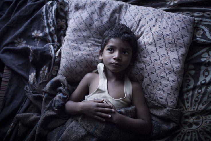Lion (2016).  Sunny Pawar as little Saroo