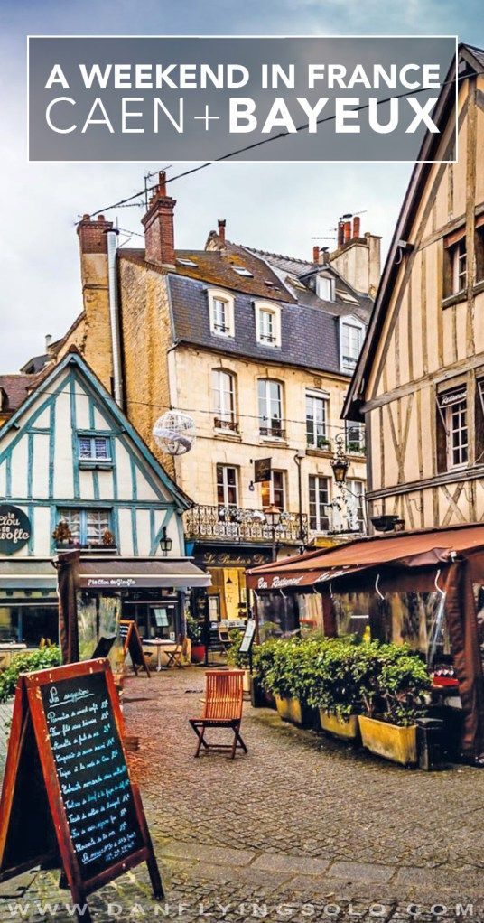Caen & Bayeux: France Day Trip Guide & Top 10                                                                                                                                                                                 More