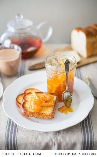 Tasty home made Spiced Orange Marmalade!   Recipe, testing & preparation: The Food Fox   Photographer: Tasha Seccombe Photography   Styling: Nicola Pretorius
