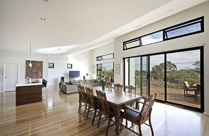 Half skillion roof. Campbell - Knock-down rebuild | Classic Constructions
