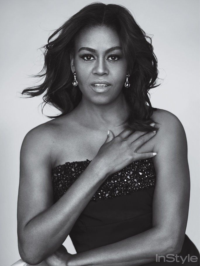 Oh my goodness!!! I am loving this photo of First Lady.