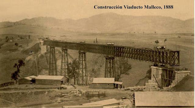 Imágenes de Chile del 1900: Angol, Collipulli, Los Sauces, Purén y Ercilla