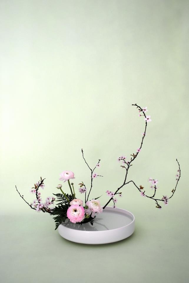 Arreglo floral bellísimo  rosa❤❤