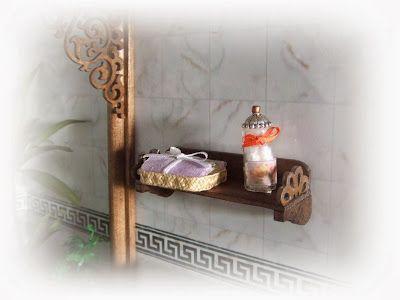Mi pequeño hogar: Mi cuarto de baño