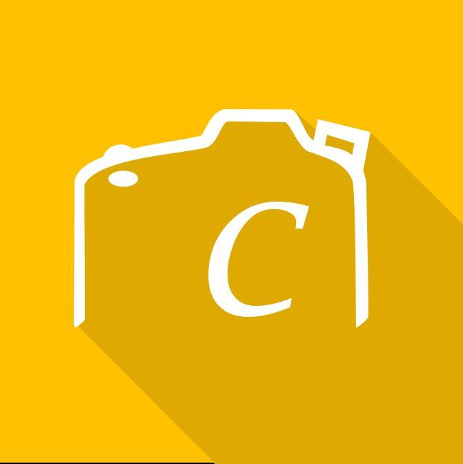 Nuevo logo del blog con diseño plano (flat design)
