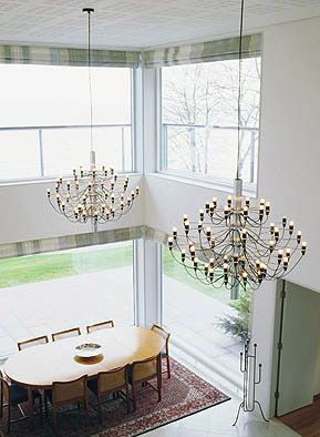 Saw this gorgeous chandelier in the hive store in our neighbourhood yesterday.  Love the vintage modern vibe.  Apparently a design from the 50s.