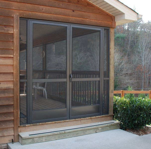 Custom Screen Doors For Patios And Screen Rooms #pcaproducts #screendoors  #aluminumscreendoors