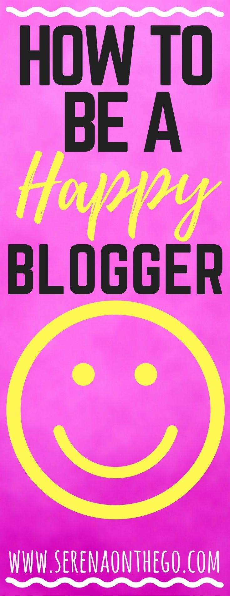 Define and identify your blog niche for happiness, blog success and traffic