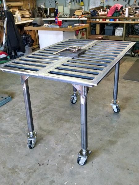 Pin By Dolf Van Niekerk On Welding Welding Table