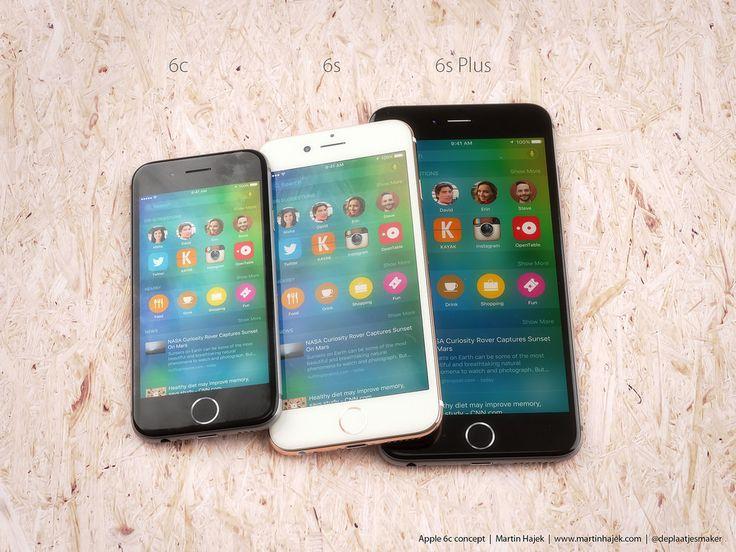 iPhone 6s! 6c? - Martin Hajek