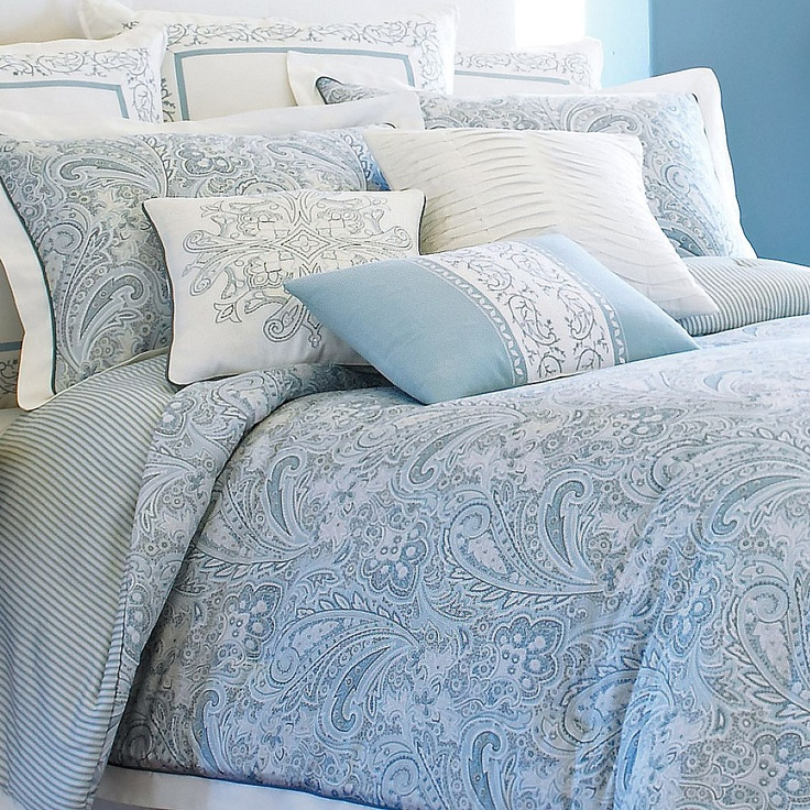 Cindy Crawford Style Lakota Paisley Bedding & More - jcpenney | Home ...