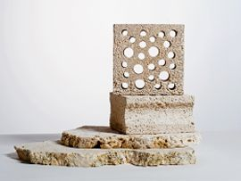 "LSD design co., ltd. ""OKINAWA BLOCK""/2012/ornamental block/product design"