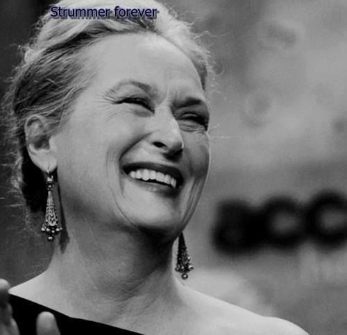Meryl Streep. The best actress there ever had been and ever will be
