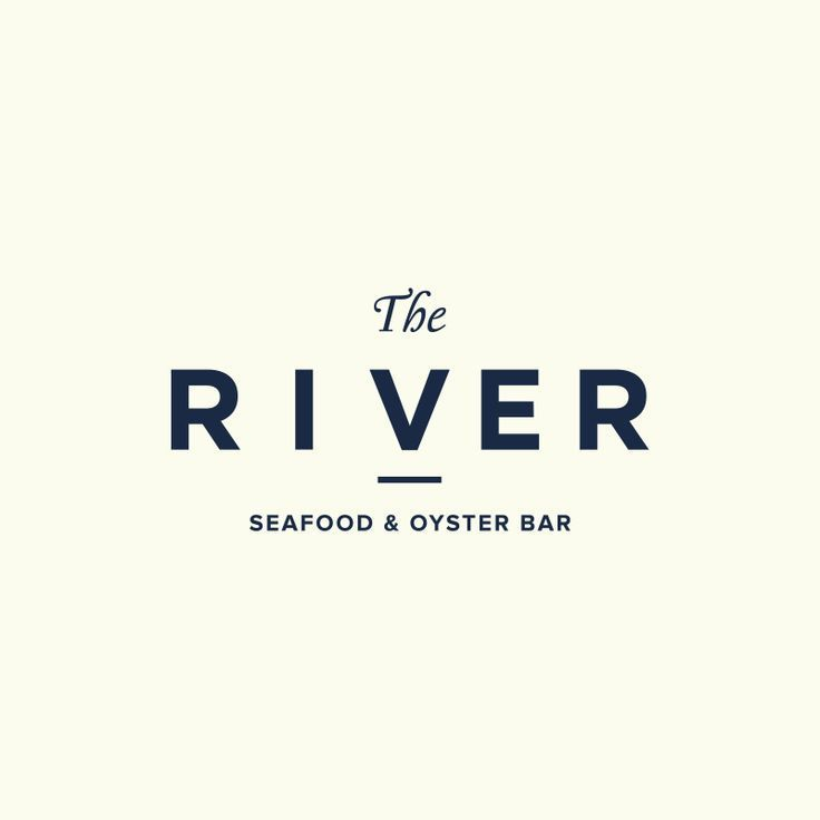 THE RIVER on Behance