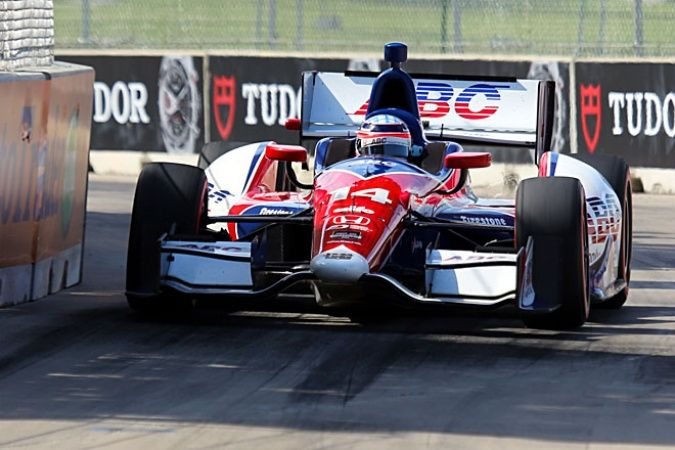 IndyCar: Sato finds groove, takes pole for Belle Isle race 2 RACER.com
