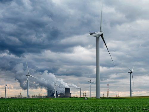 Germany's Energy Plans for Future.