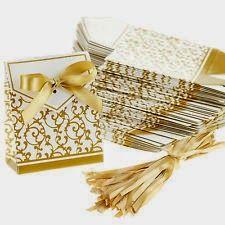 Mărturii de nuntă aurii și argintii   Detalii de nunta 1,5 lei/ buc