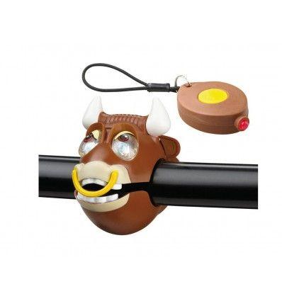 Crazy Safety Zestaw Lampek Rowerowych Byk