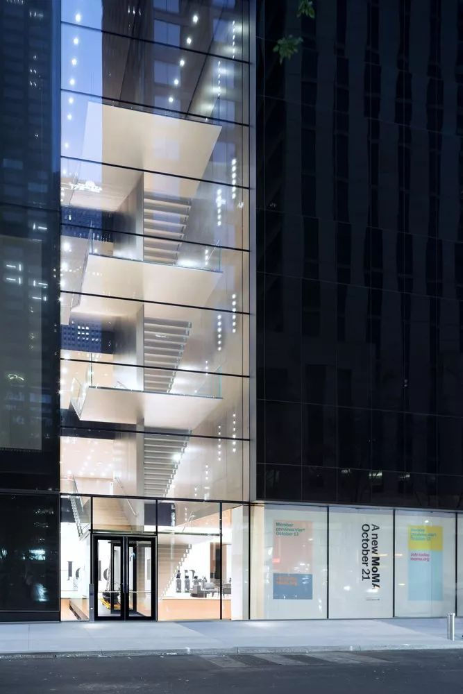 Moma 美国现代艺术博物馆扩建 Ds R Moma Museum Of Modern Art