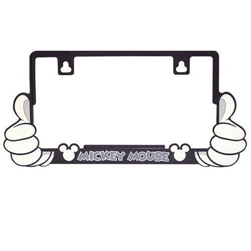 Mickey Mouse License Plate Frame