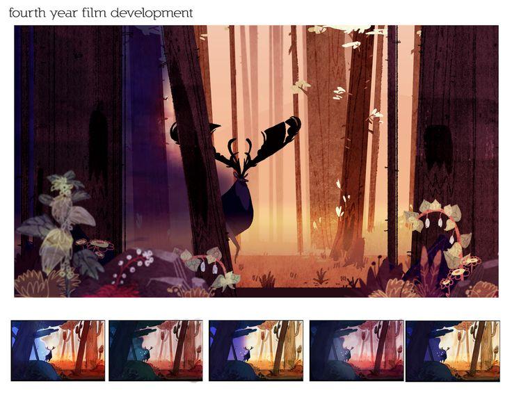 Kari Casady: 2014 Visual Development Portfolio