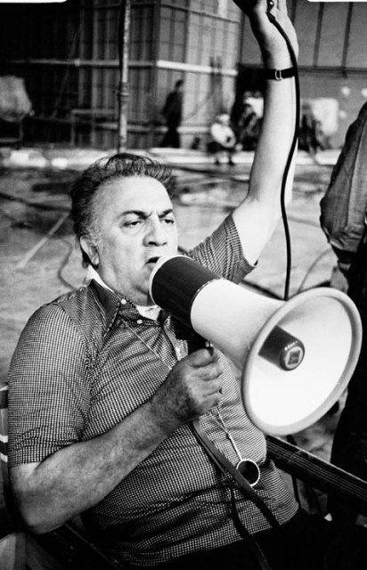 Federico Fellini: Director