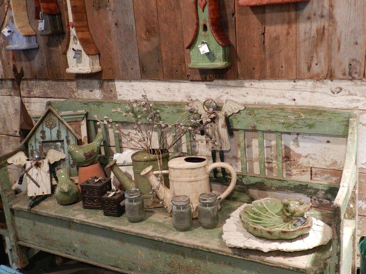 Inside The Garden Shop At Northwind Perennial Farm In Burlington Wi