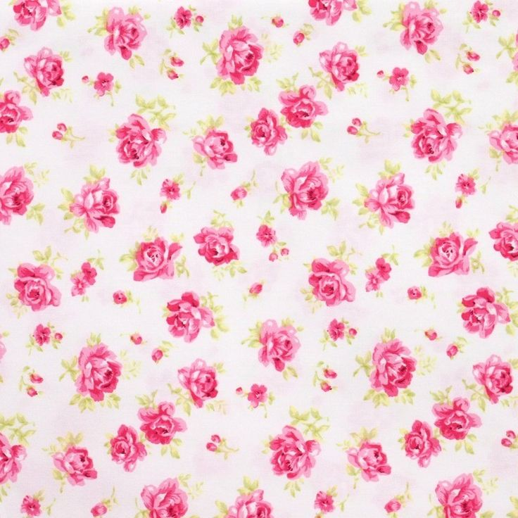 Sweetheart rose - Pink £3.35 http://www.thehomemakery.co.uk/fabric/fabric-all/sweetheart-rose-pink