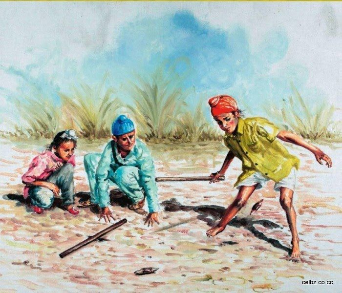 Amazing+pictures+culture | Amazing Traditional Punjabi Culture Paintings