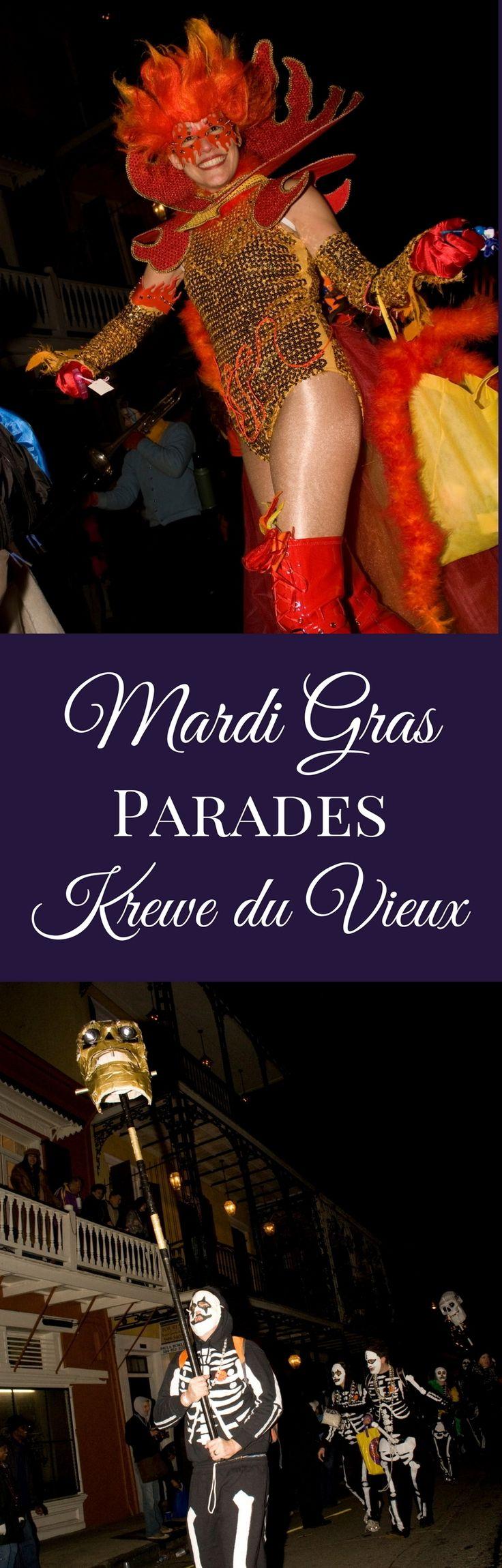 Ready, Set, Satire! Krewe du Vieux and krewedelusion Mardi Gras Parades
