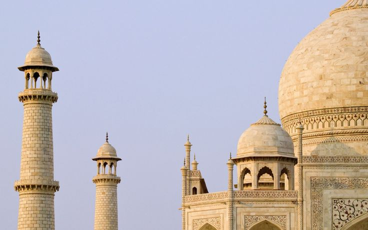India // Things not to miss #05 Taj Mahal Simply the world's greatest building: Shah Jahan's monument to love fully lives up to all expectations.     Read more: http://www.roughguides.com/destinations/asia/india/things-miss/#ixzz2tUdEwBJt