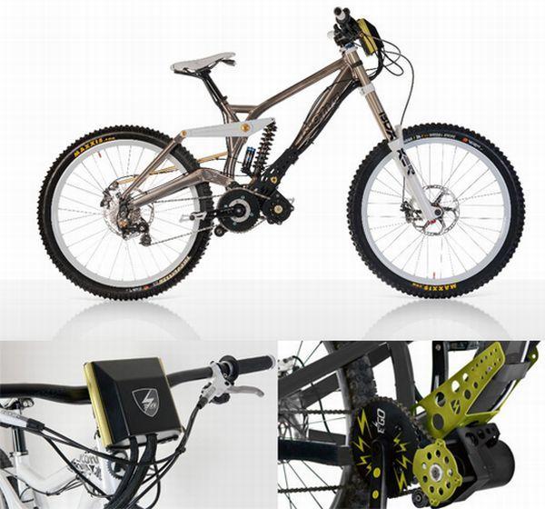 Electric Mountain Bike | The Straight Dirt | MountainBike.com