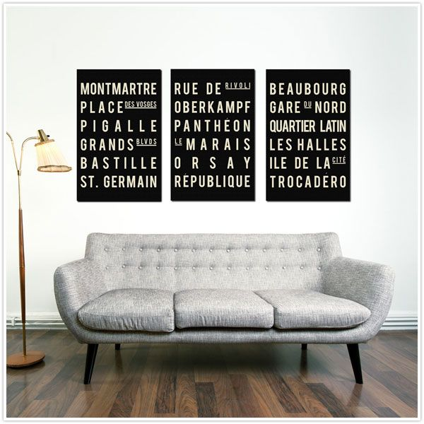 love this sofaDecor, Modern Art, Subway Signs, Subway Art, Typography Poster, Interiors Design, Living Room, Art Posters, Prints