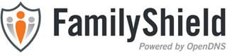 Family Shield by OpenDNS