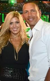 Torrie Wilson and ex boyfriend Alex Rodriguez